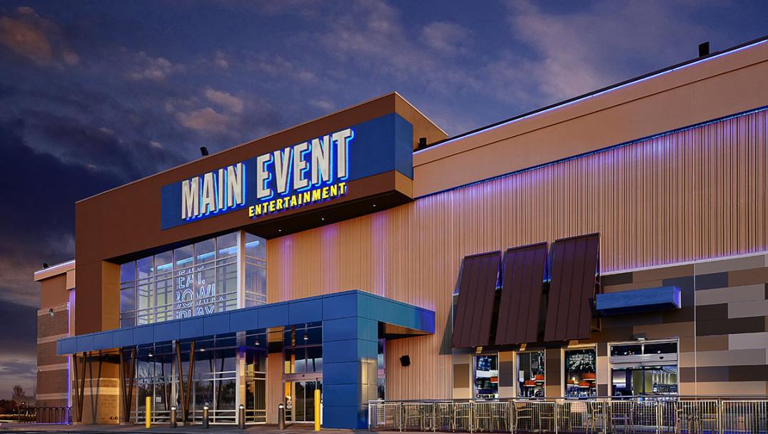 Main Event Entertainment 171 Chris Woods Construction